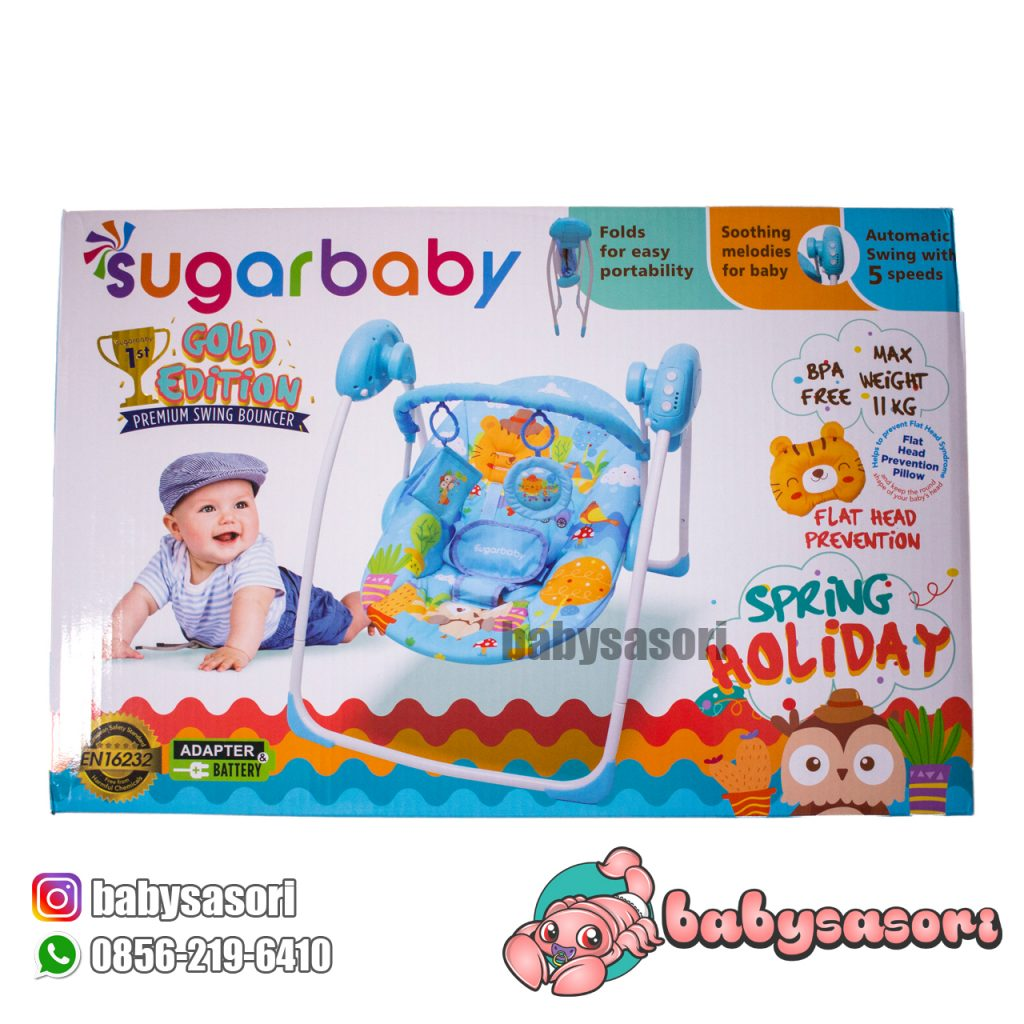 Sugarbaby swing bouncer